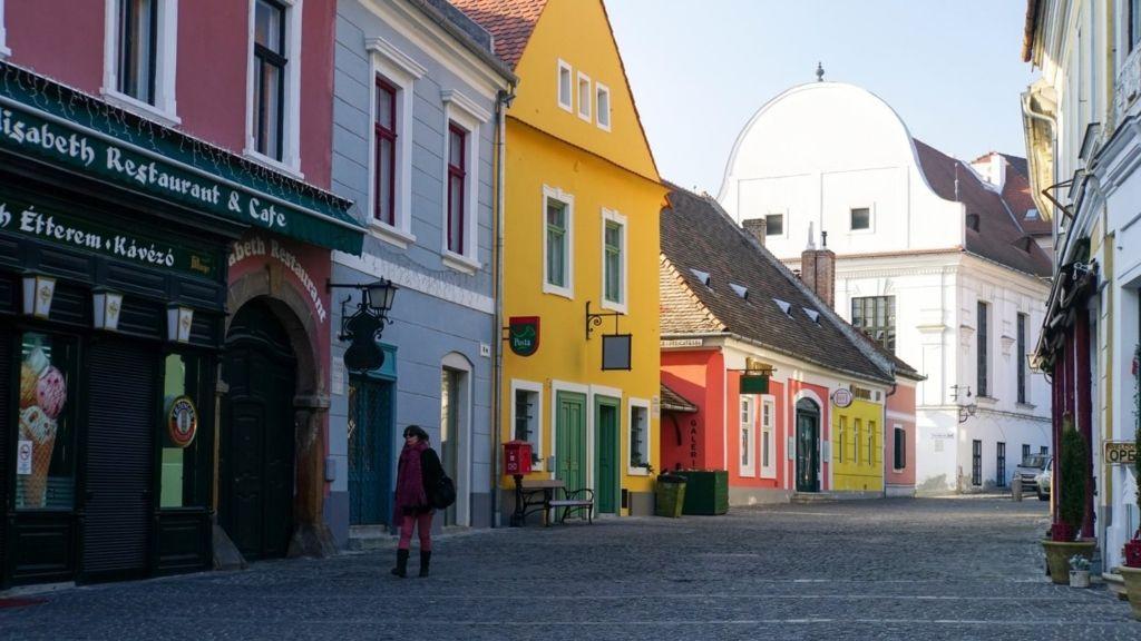 Jártál már ezekben a színes városokban, falvakban?