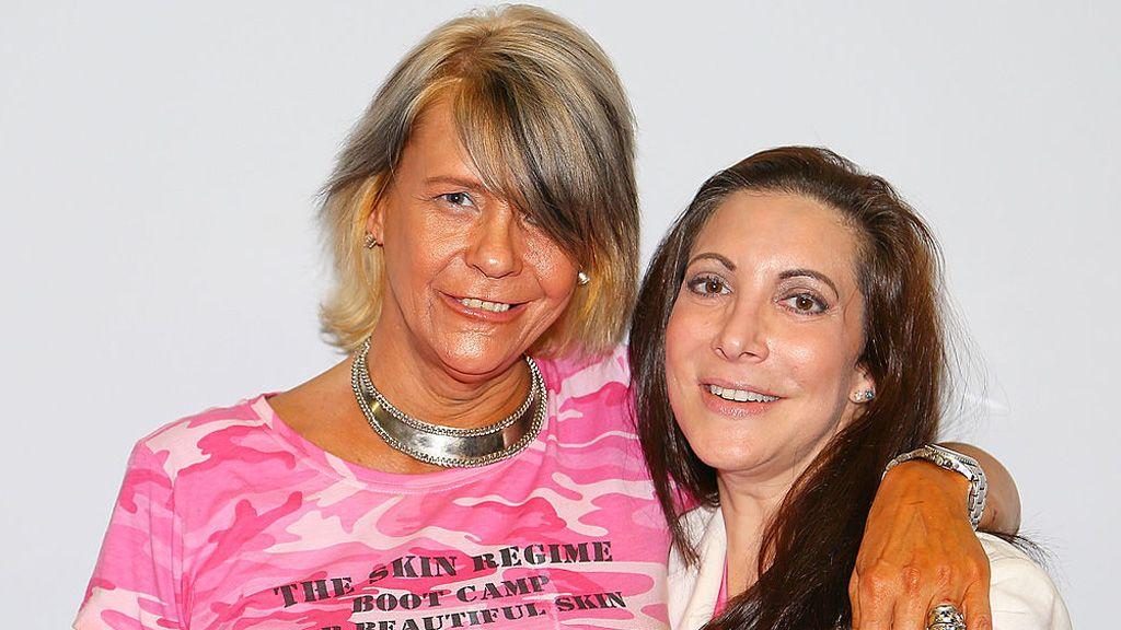 Patricia Krentcil egy bőrrák ellenes alapítvány rendezvényén (Fotó: Getty Images)