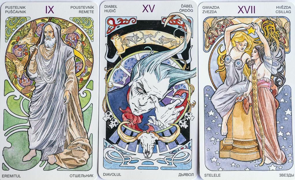 július havi tarot jóslás tarot kártyák