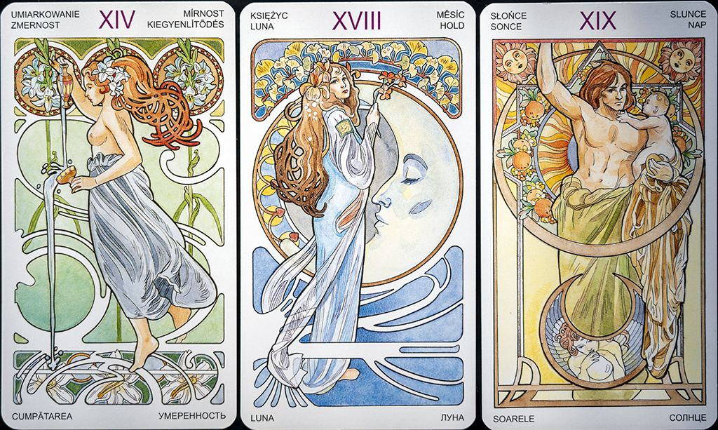 Szerelmet jósolnak a tarot kártyák az Oroszlán havára