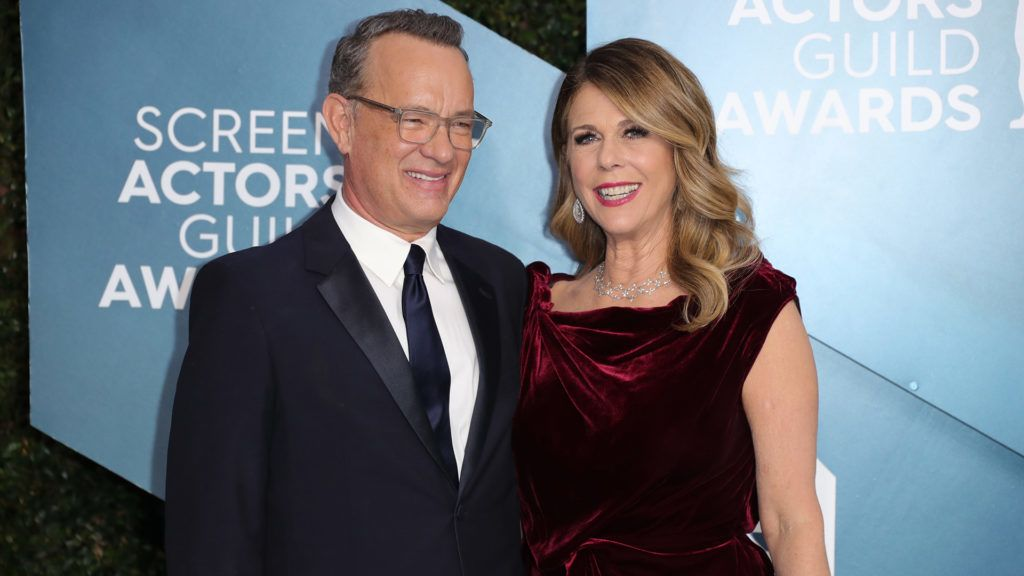 Tom Hanks most először beszélt a koronavírus-fertőzéséről