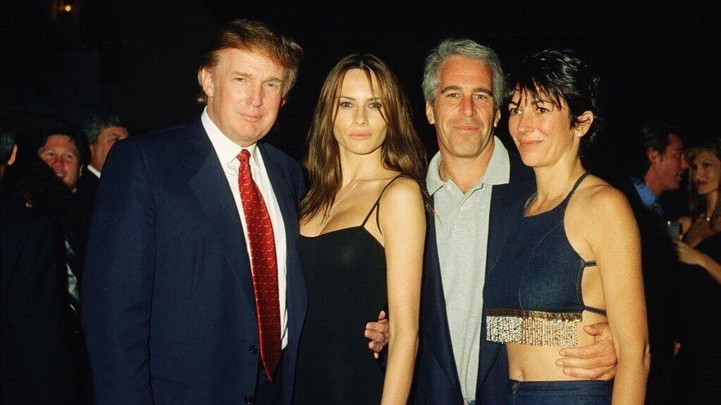 Donald Trump minden jót kívánt Jeffrey Epstein bűntársának, Ghislaine Maxwellnek