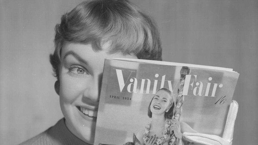 Rendhagyó lett a Vanity Fair címlapja.