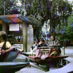 Retro fotók a Vidám parkról