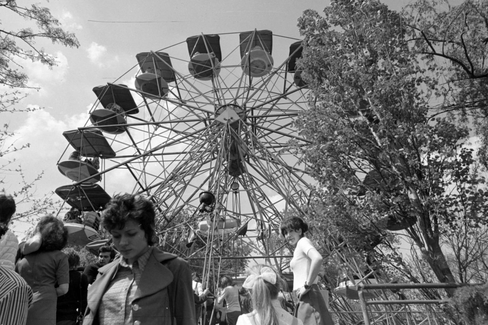 Meleg szívvel emlékezünk a Vidám Parkra