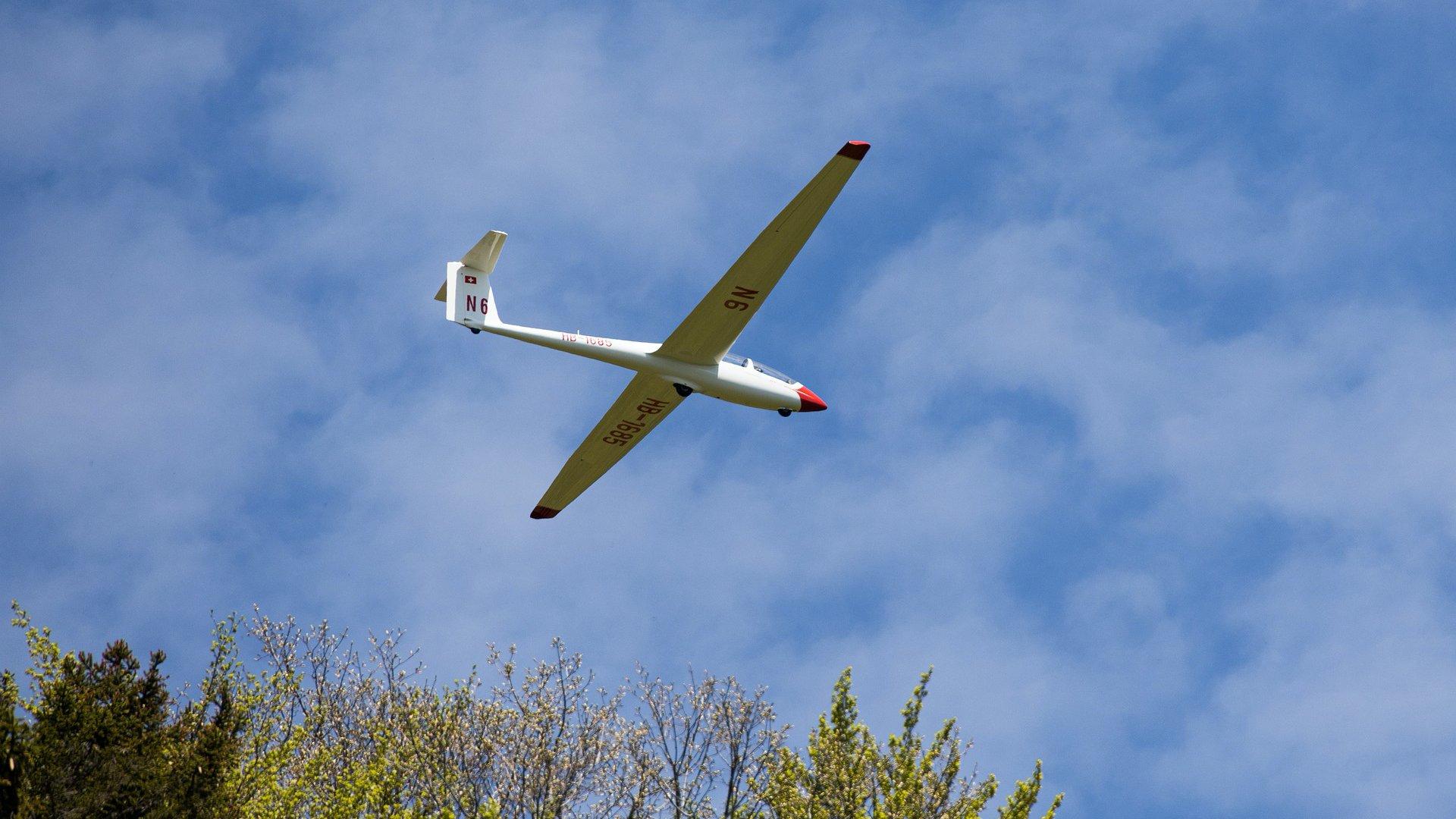 vitorlázó repülőgép