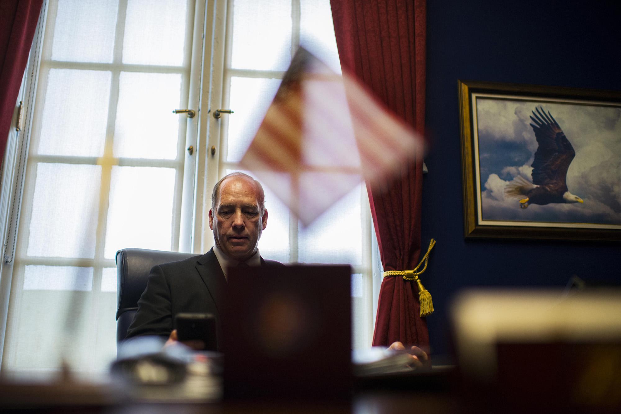 Ted Yoho (fotó: Melina Mara/The Washington Post via Getty Images)
