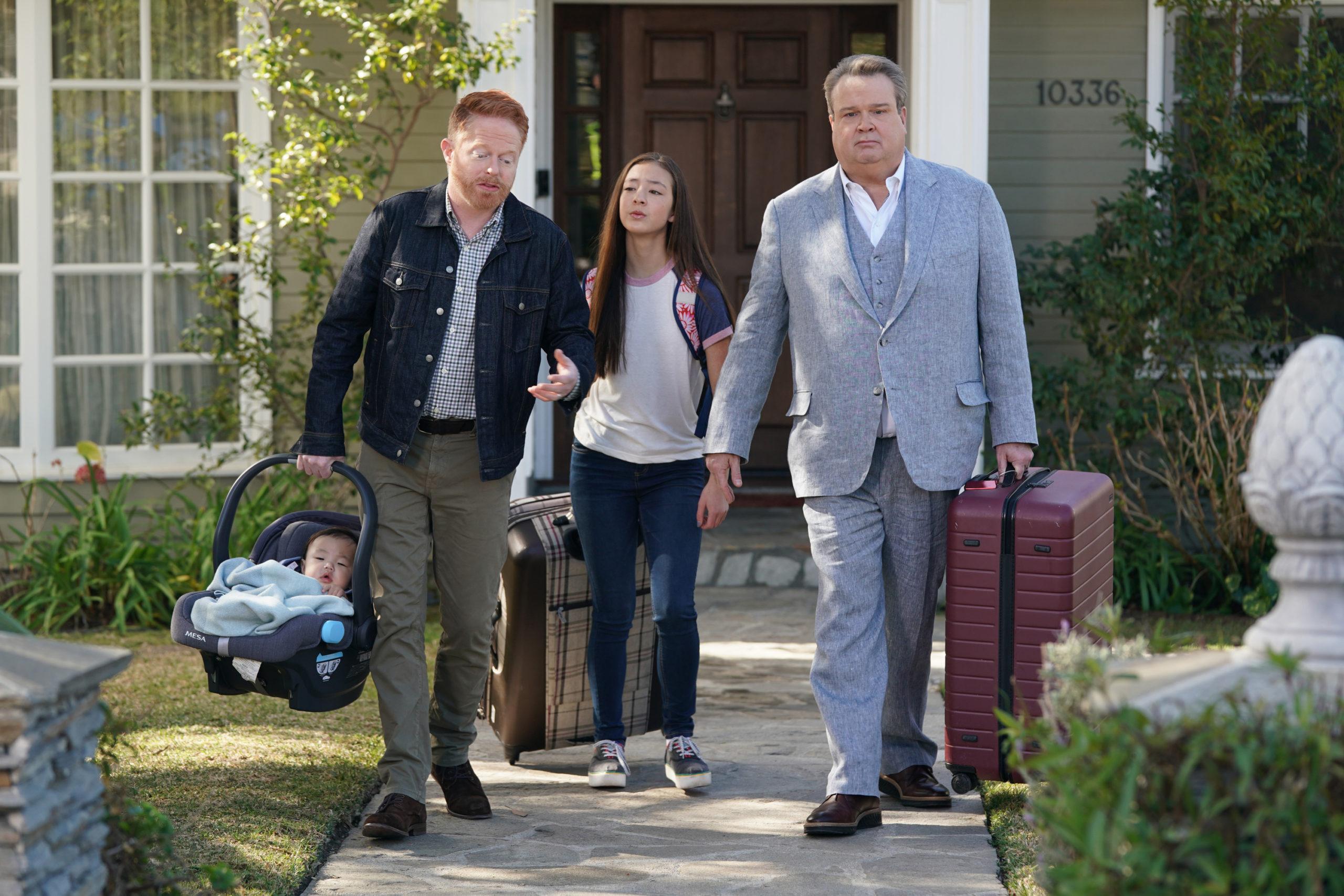 Modern család szereplők