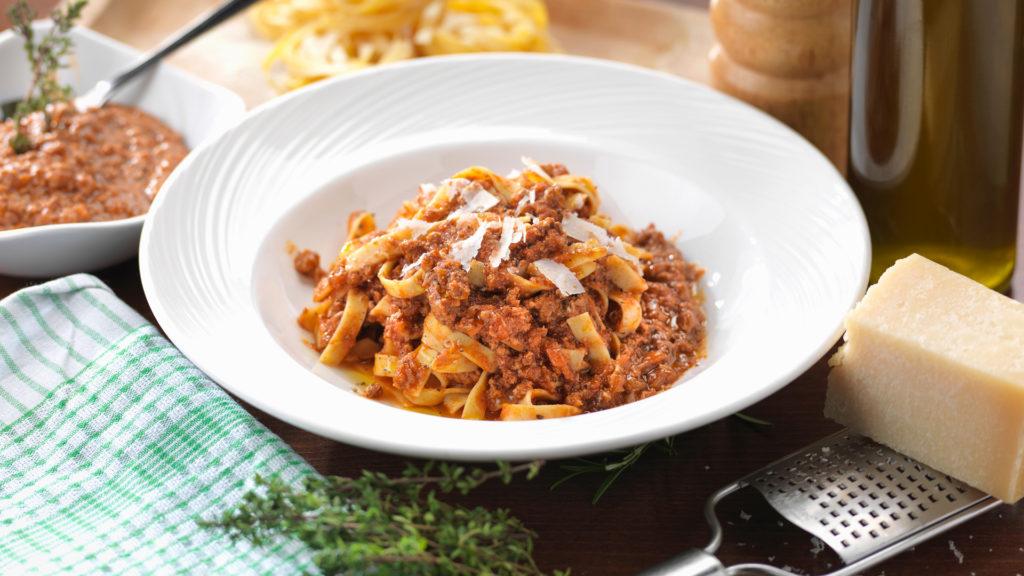 Itt az eredeti bolognai recept