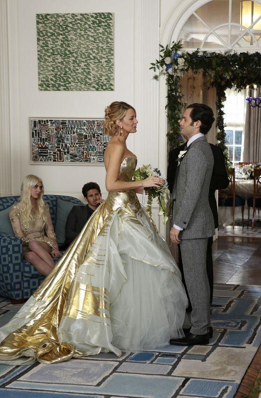 Gossip Girl esküvő