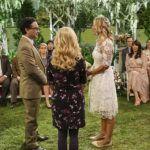 Agymenők esküvő