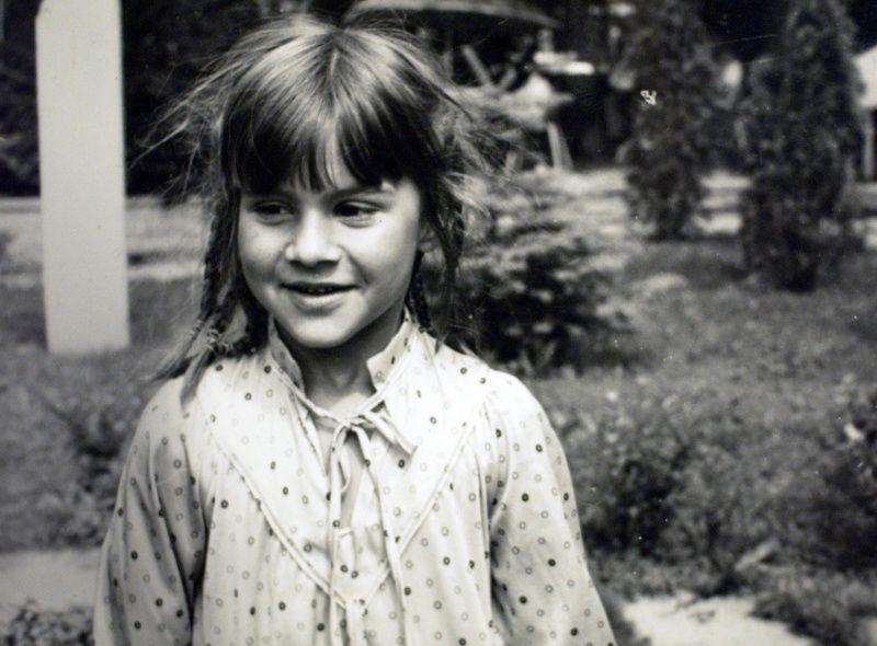 Csöppnyi gyerekként ismerte meg az ország Ábel Anitát (Fotó: smagpictures.com)