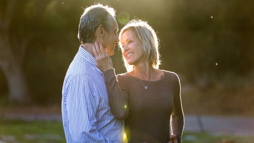 Intimitás változókorban