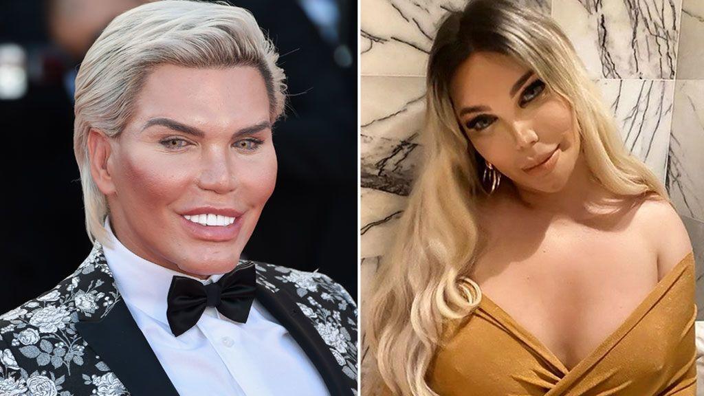 Barbie babává vált élő Ken baba, Rodrigo Alves