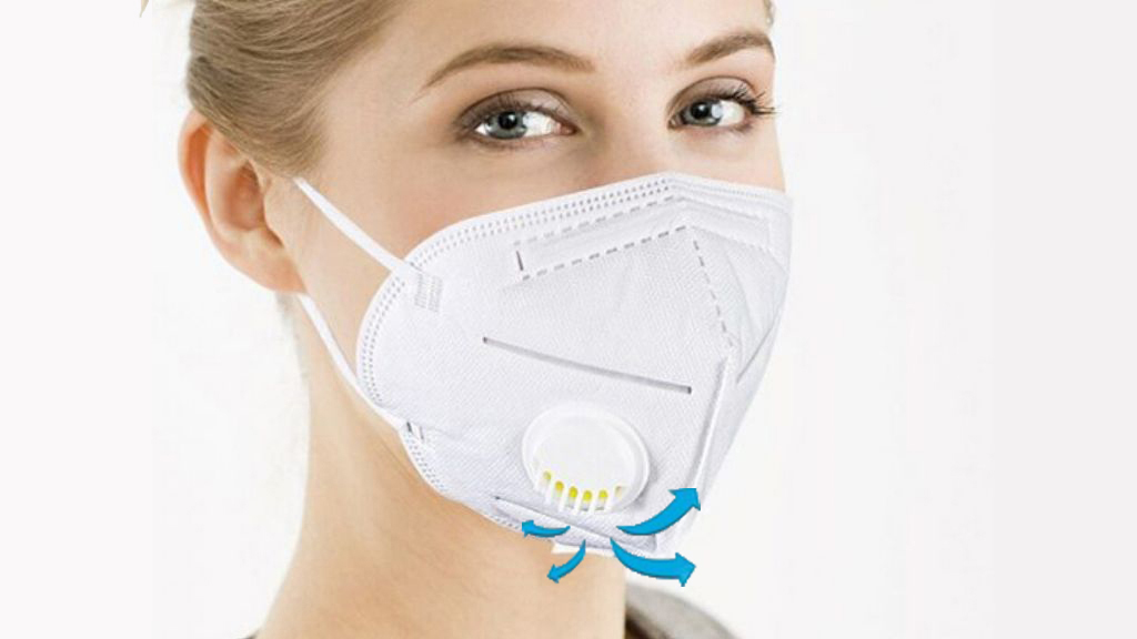 Nehézségei vannak a jelenlegi maszk viselésével? Ismerje meg a szelepes maszkot! (x)