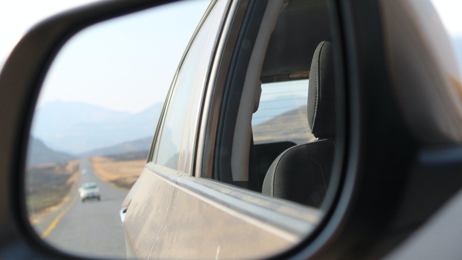 Autó tükör