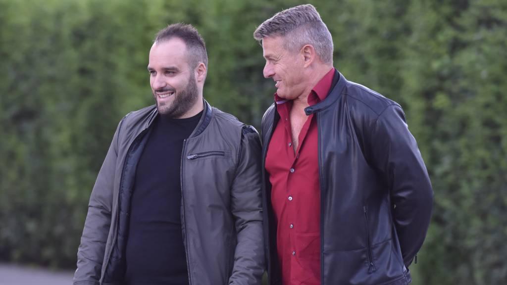 Varga Balázs és Rékasi Károly