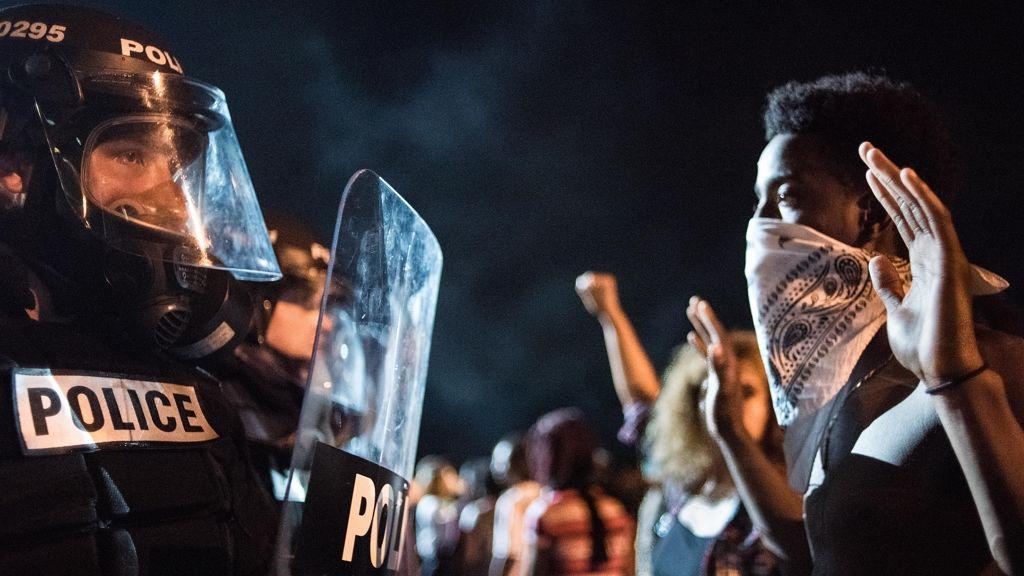 Újabb tüntetések voltak Amerikában, miután a rendőrök lelőttek egy fekete férfit
