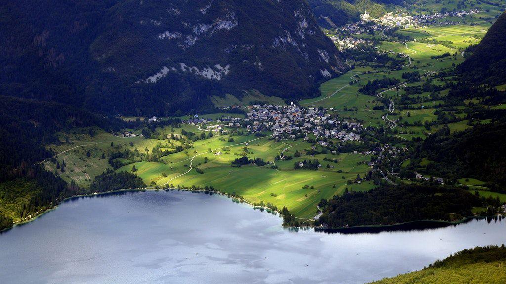 A Bohinji tó Szlovénia legnagyobb tava (Fotó: Pexels.com)