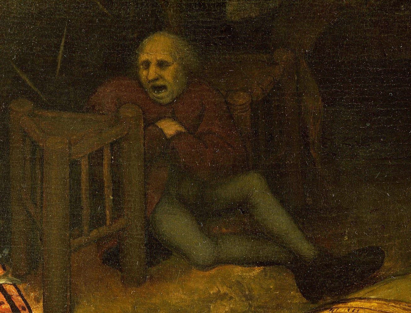 Hogy fér el egyetlen festményen több mint száz szólás és közmondás?