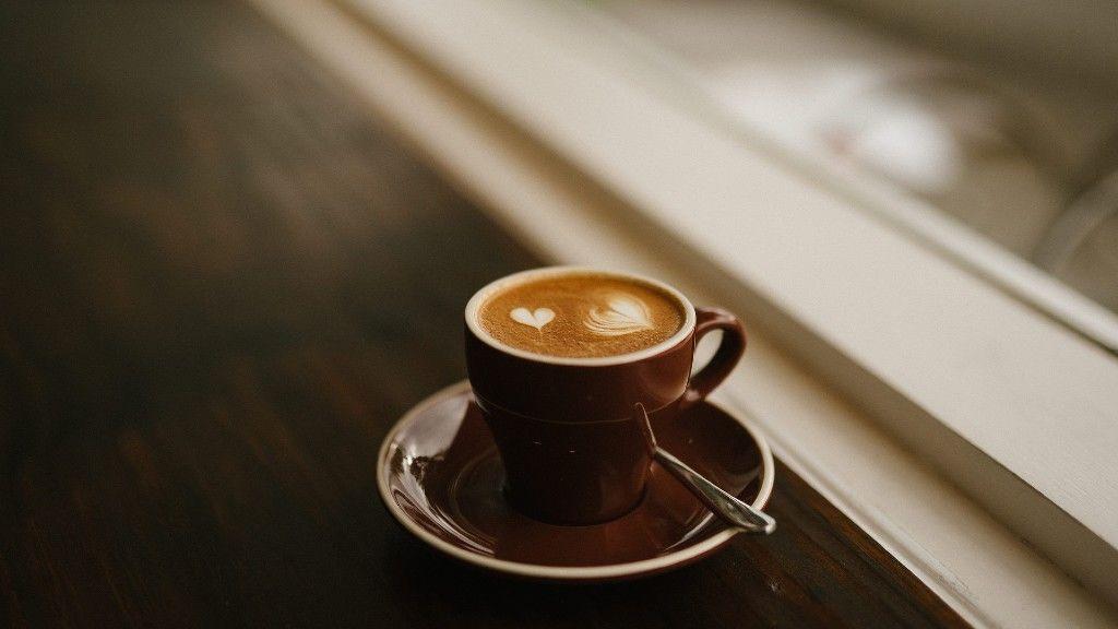 Egy csésze kávé is veszélyes lehet a magzatra? (fotó: Pixabay)