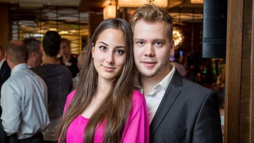 Palácsik Lilla és férje