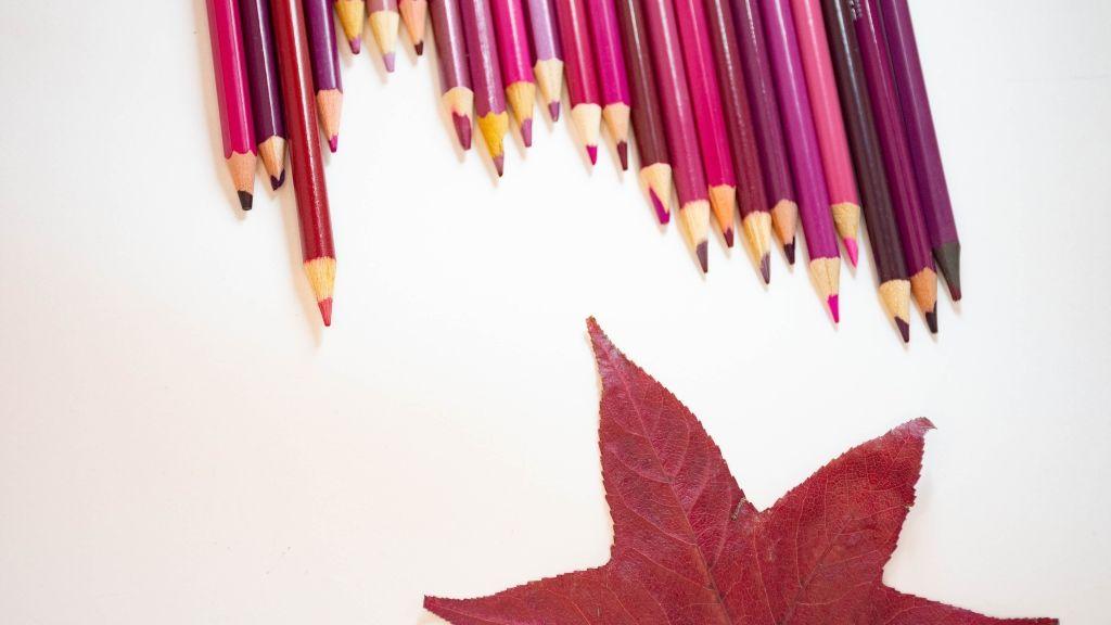 Készíts dekort ceruzából!