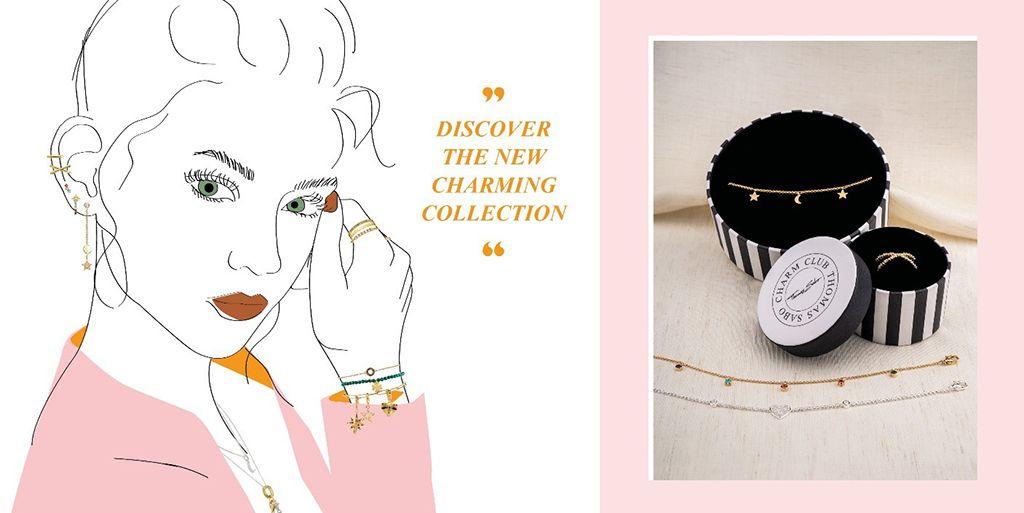 A THOMAS SABO bemutatja: a Charm Club új családtagját, a Charming Collection-t (x)