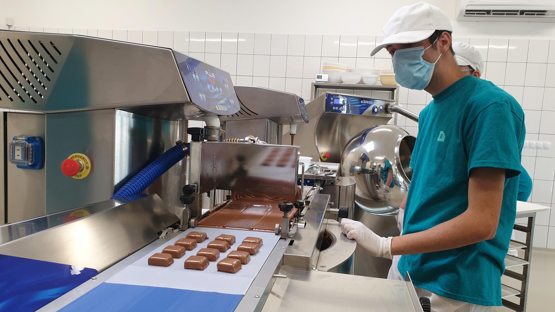 A csokijuk zseniális, a példájuk követendő
