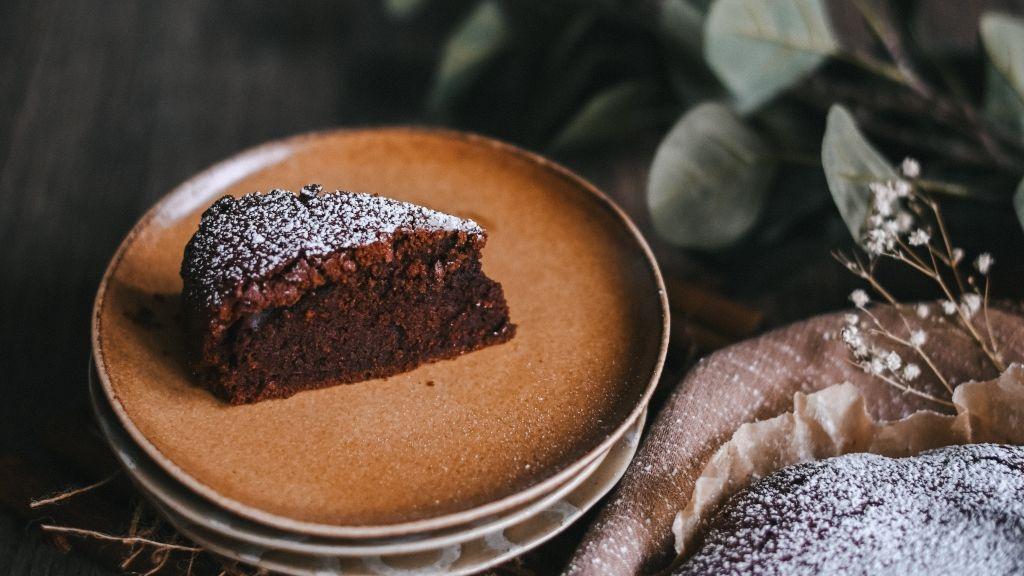 Egyszerű, lisztmentes csokitorta