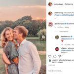 """Dallos Bogi szerelmes képeket osztott meg, amihez Peti csak ennyit írt: """"Szeretlek"""""""