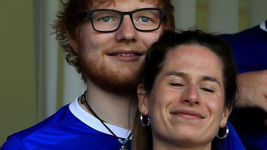 Első gyerekét várja Ed Sheeran és felesége, Cherry Seaborn