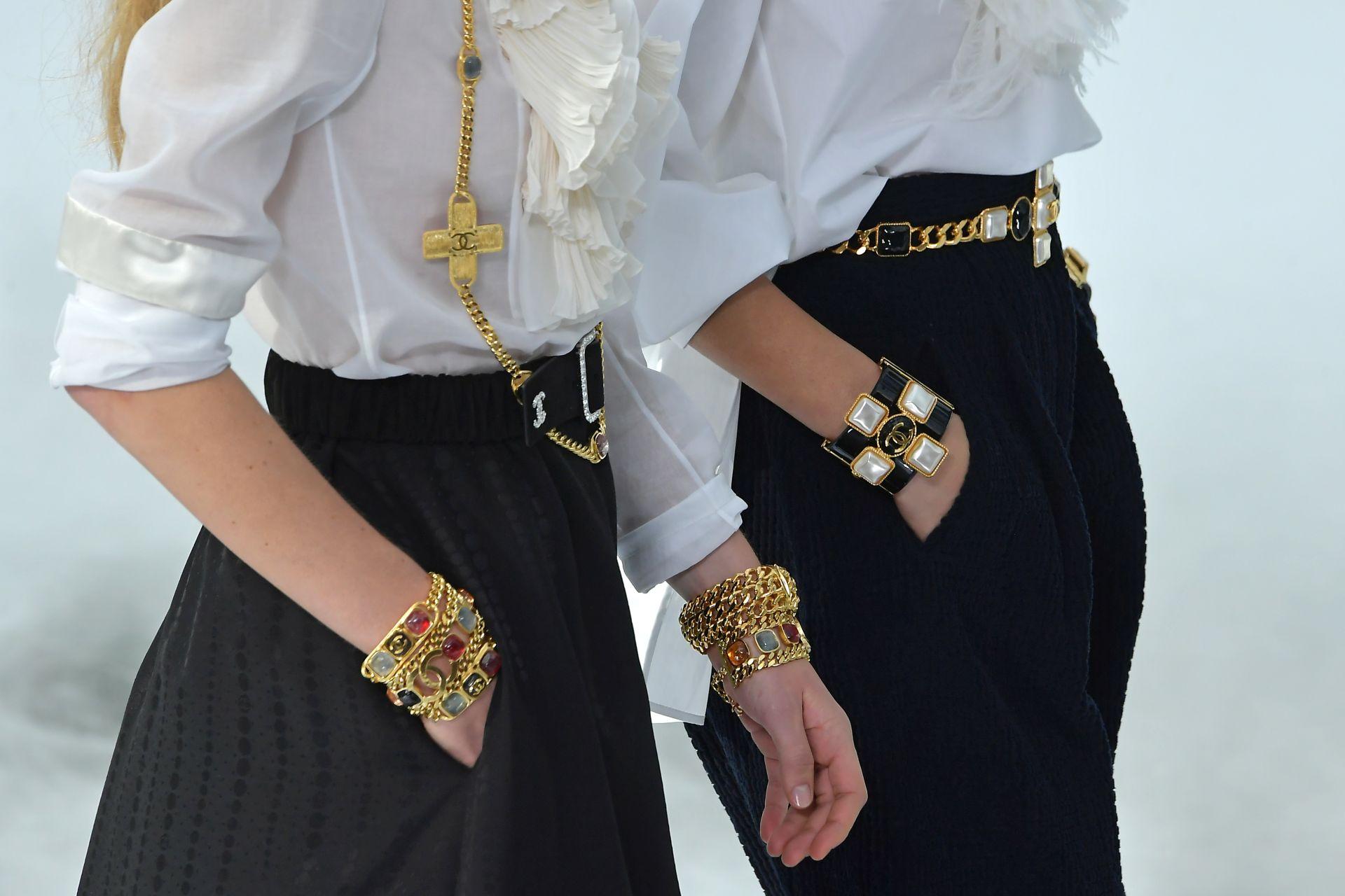 Markáns ékszerek - Chanel