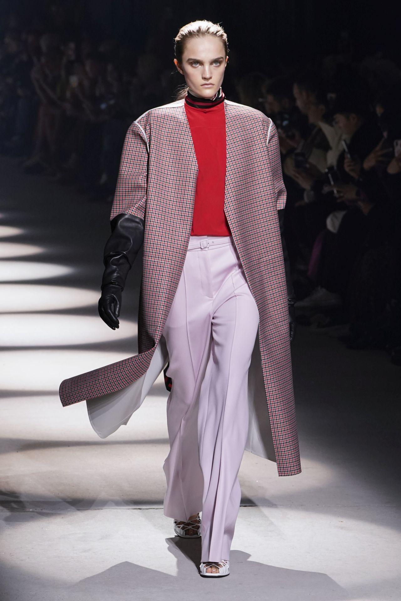 Élre vasalt nadrág - Givenchy