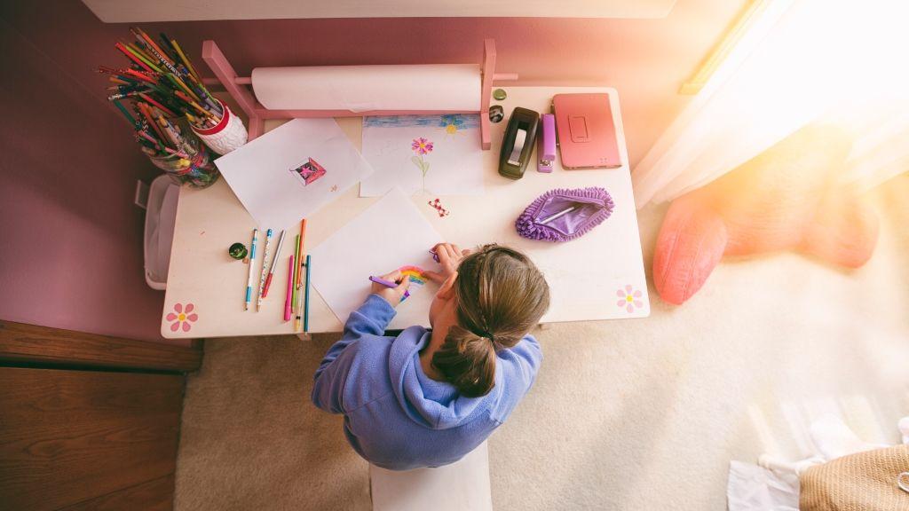 Hagyd az elsős gyereket a tanulással
