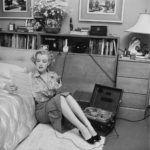 Marily Monroe hálója az 50-es években