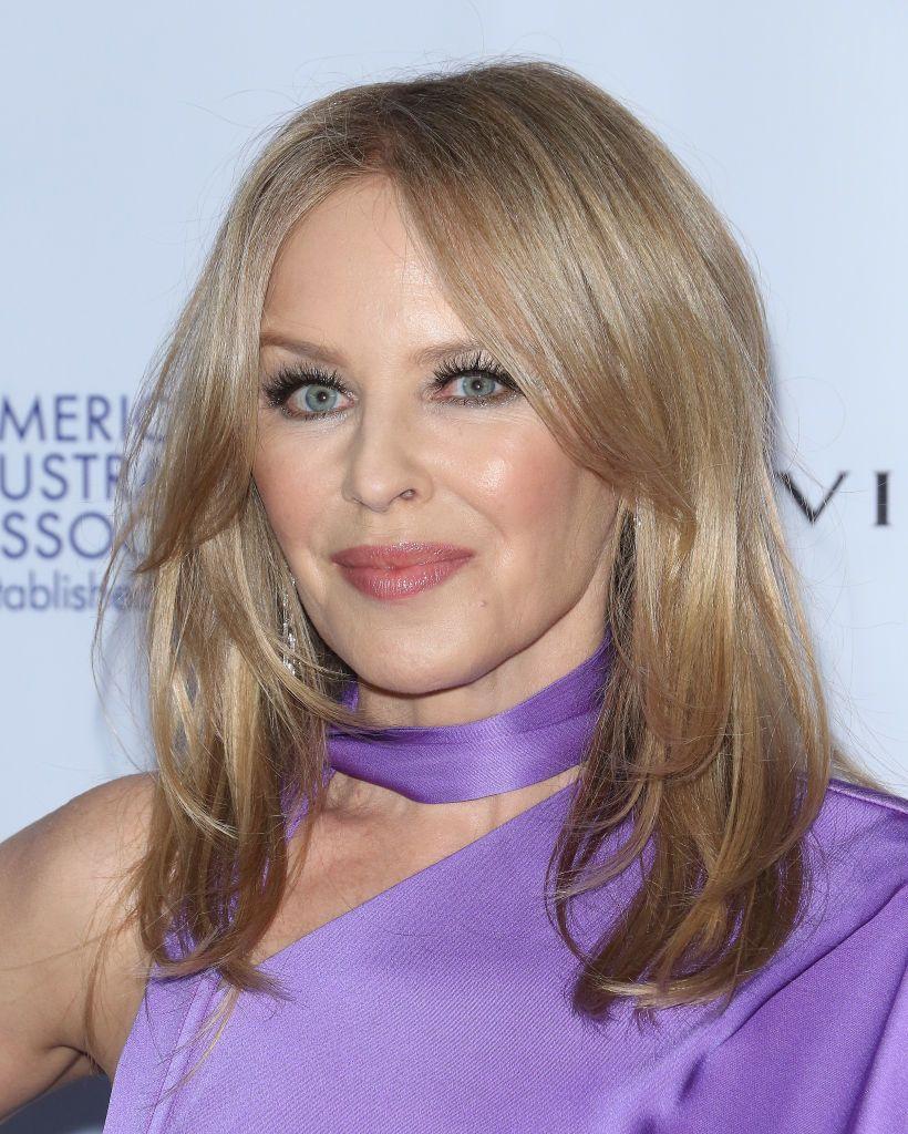 Kylie Minogue (Fotó: Getty Images)
