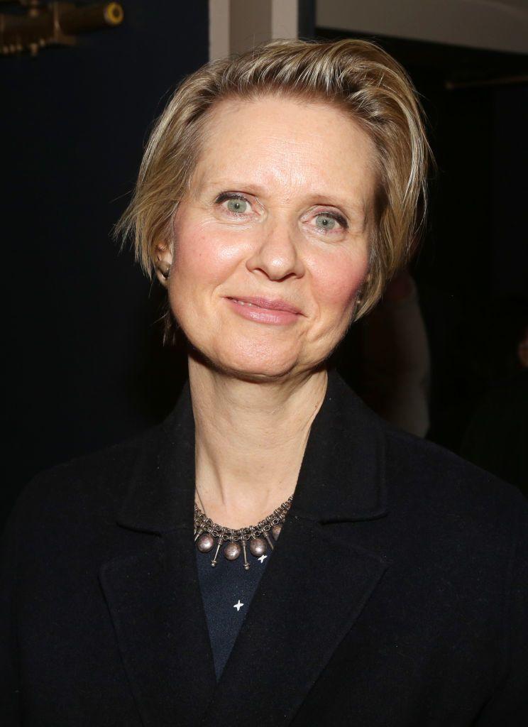 Cynthia Nixon (Fotó: Getty Images)