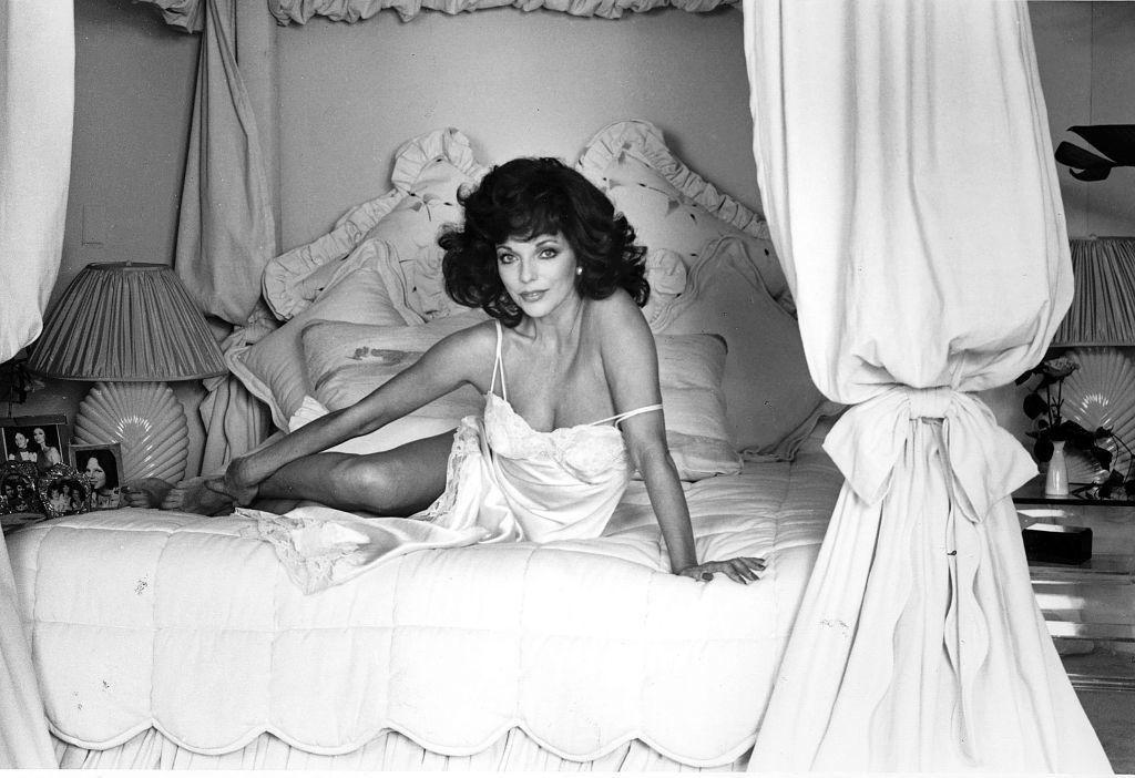 Joan Collins hálója