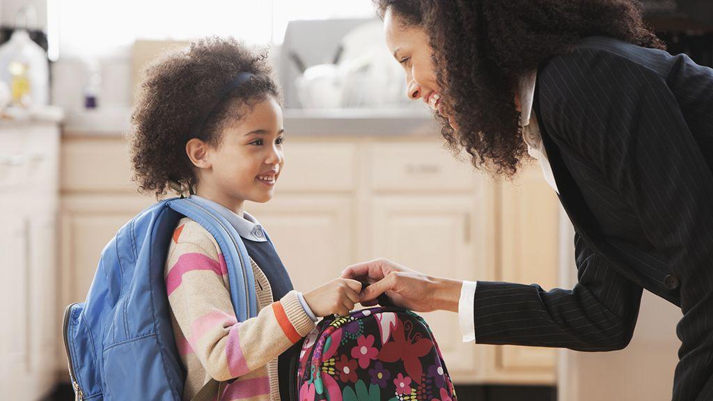 A szülők egymásnak is segíthetnek (Fotó: GettyImages)