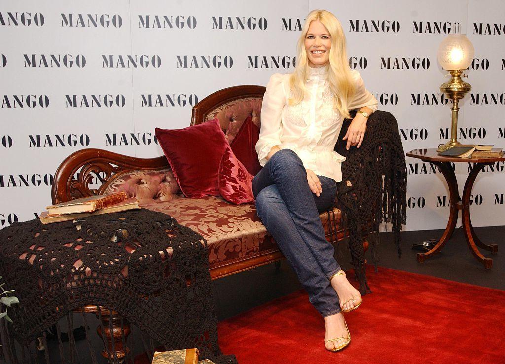 A Mango arcaként 2005-ben