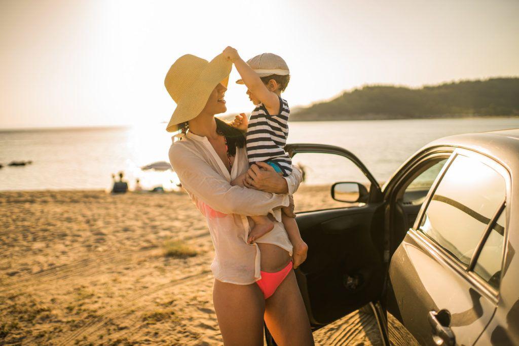 A nyaralás két pici gyerekkel hardcore kihívás