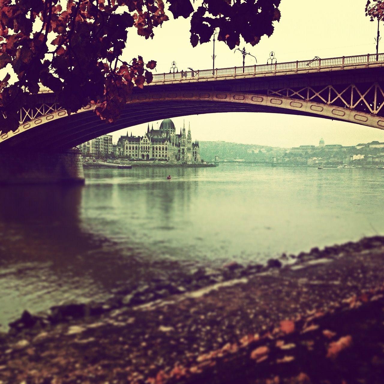 Margitsziget ősszel