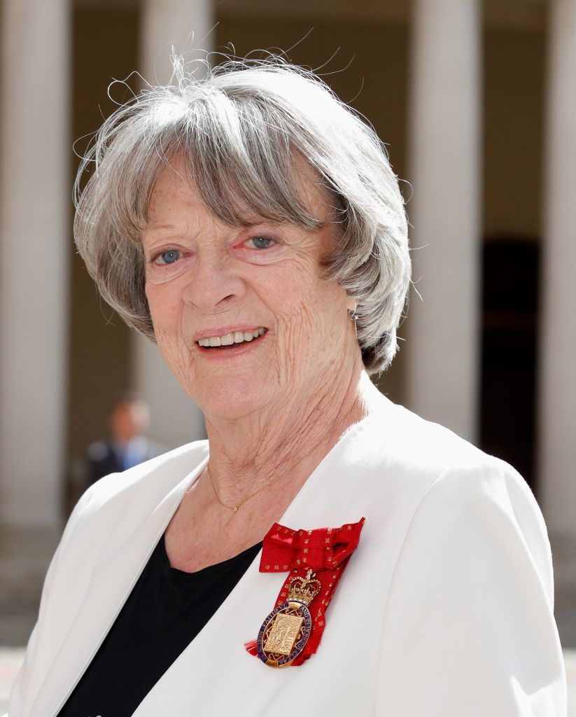 Maggie Smith (Fotó: Getty Images)