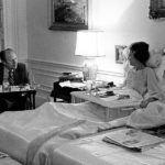Betty Ford hálószobáka