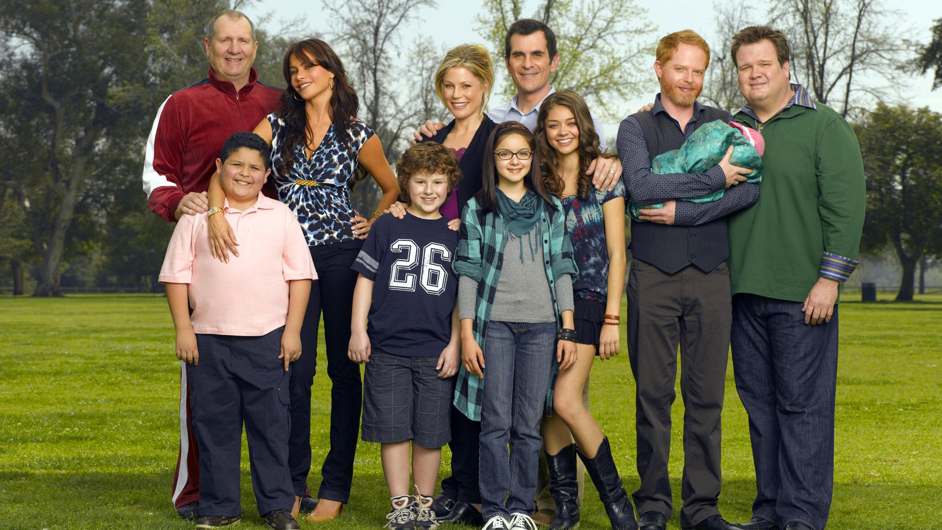 Modern család: Így változtak 11 év alatt a szereplők