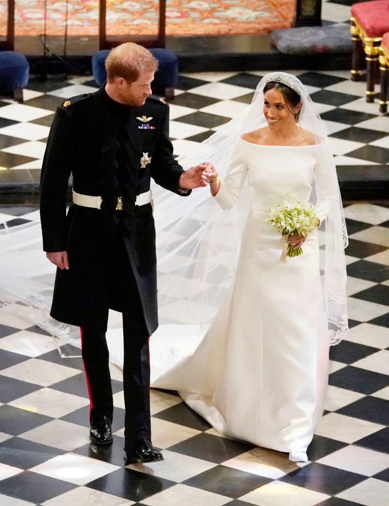 Királyi esküvő, 2018. május 19.