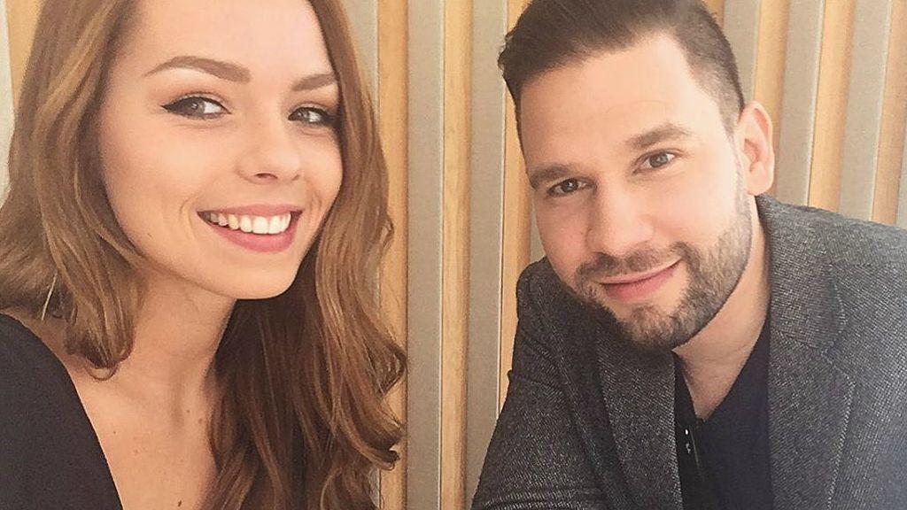 Rácz Jenő és Gyuricza Dóra randiztak
