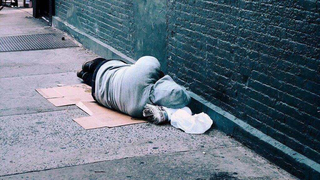 Lottómilliomosból lett két éve hajléktalan Zsolt