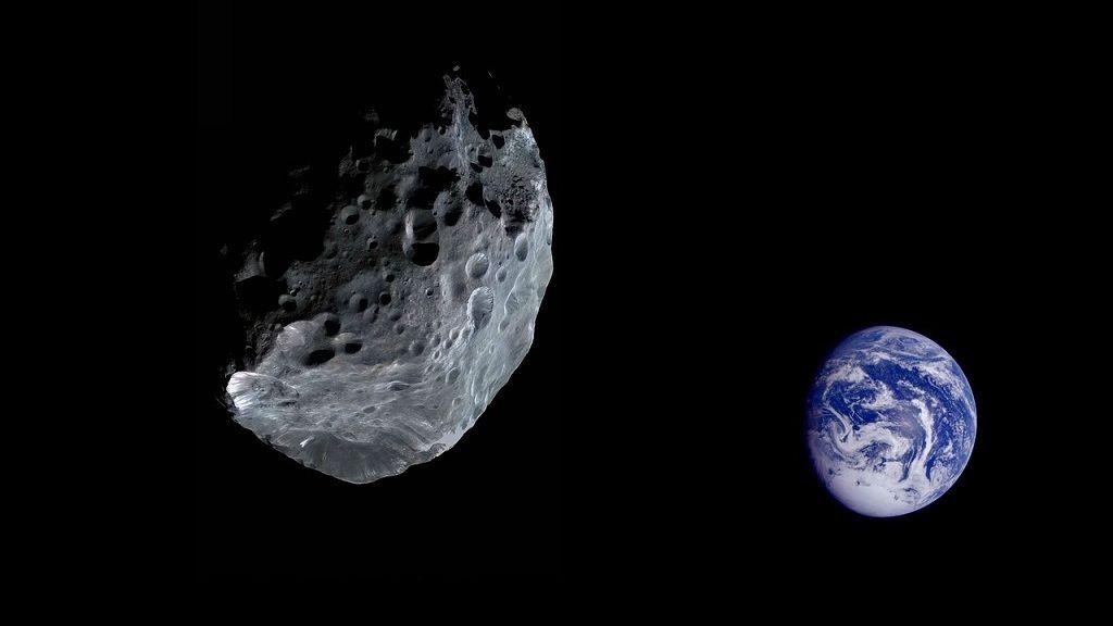 Aszteroida - Fotó: Pixabay